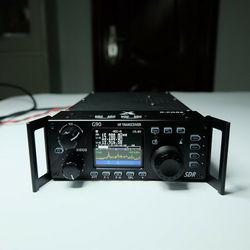 Любительский радиоприемопередатчик Xiegu G90 HF 20 Вт SSB/CW/AM/FM 0,5-30 МГц SDR структура со встроенным автоматическим антенным тюнером