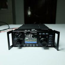 Estrutura de sdr do transceptor de rádio amador 20w ssb/cw/am/fm 0.5 30mhz do hf de xiegu g90 com sintonizador incorporado da antena automática