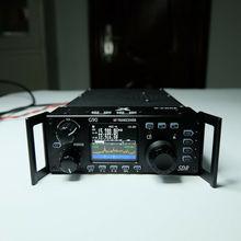 Xiegu G90 HF amatör radyo alıcı verici 20W SSB/CW/AM/FM 0.5 30MHz SDR yapı dahili otomatik anten Tuner
