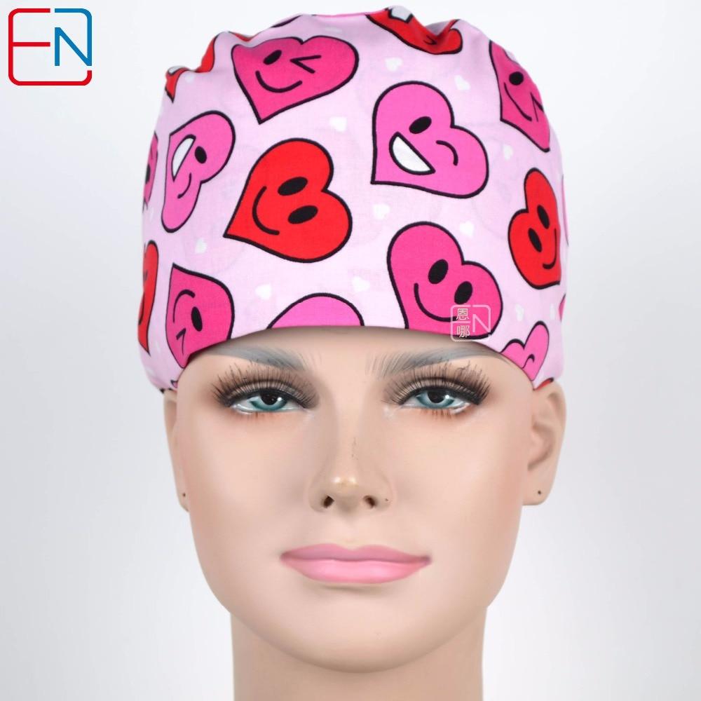 New 180313 Hennar Brand Unisex Surgical Caps Fenghong Xiao Lian
