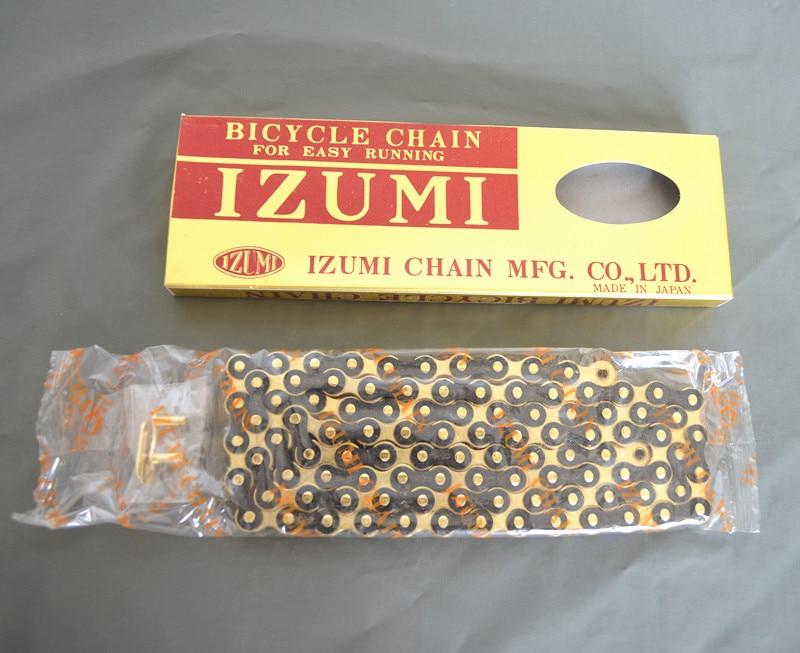 Izumi chain njs single speed fixed gear bike chain bicycle senior chains