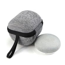 Portable Anti-shock Hard EVA Travel Carrying Case Storage Bag for Google Home Mini Speaker Accessories
