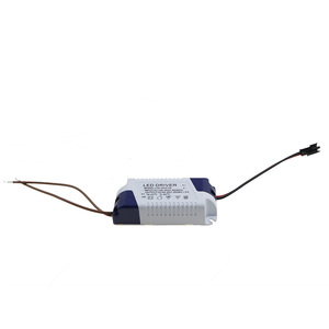 Image 2 - AC85 265V LED אור מנורת תאורת שנאי LED נהג מתאם אספקת חשמל 1 3W 5W 7W 12W 15W 24W עבור Downlight פנל מנורה
