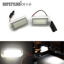 Hopstyling 2 шт. 18SMD супер яркий светодиодный шаг плафоны для ног двери лампа для Lexus ES350 LX570 LS460 RX300 RX330