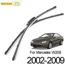 Щетки стеклоочистителя Misima для Mercedes CLK200 CLK240 CLK270 CLK280 CLK320 CLK350 CLK500 CLK550 CLK55 CLK63 W209 C209 02-09