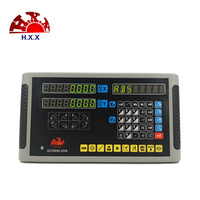 China manufacture good quality HXX display digital DRO with linear scale