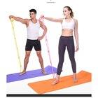 Yoga Resistance Band 7 Отверстия Силиконовые Фитнес Потяните Веревку Тело Тренировочные Инструменты ①