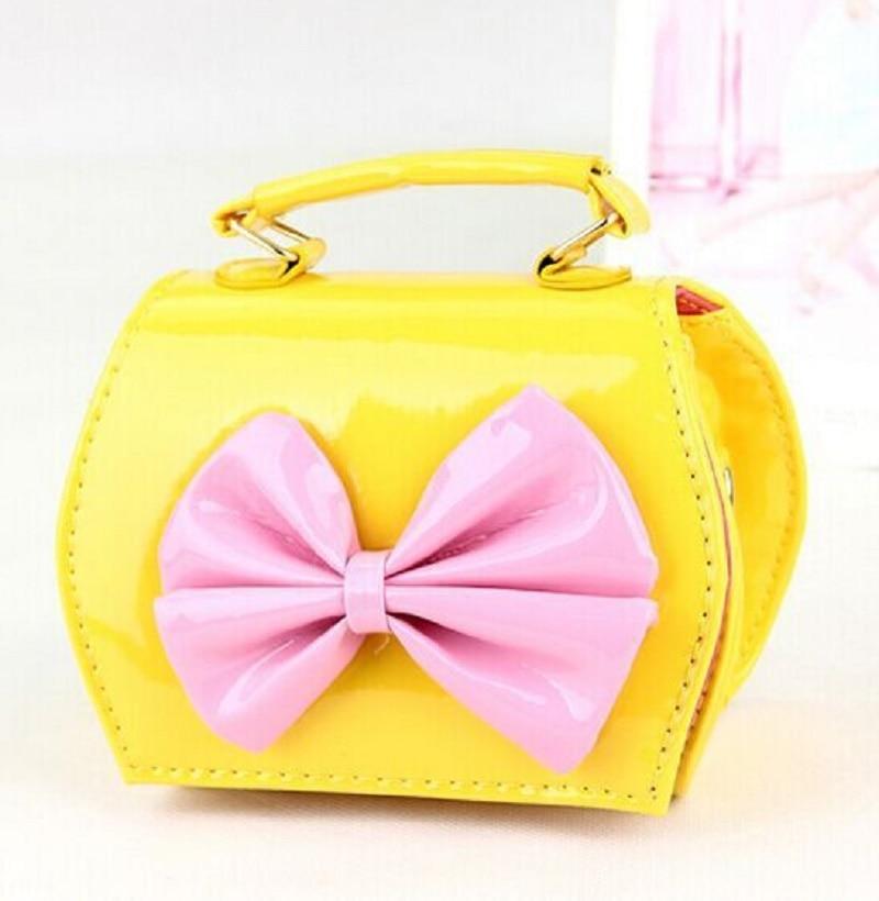 PU leather coin change purse wallet mini handbag small money pouch crossbody bag carteira feminina for kindergarten baby girls