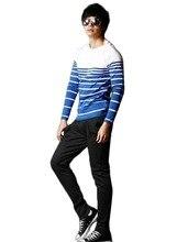 2016 Fashion Men Cool Harem Trousers Skinny Pants Legging Straight Fit  Sweat Pants