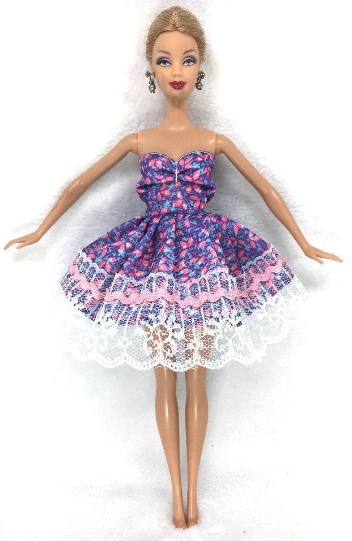 Asombroso Barbie Vestido De Novia Hasta Componente - Vestido de ...