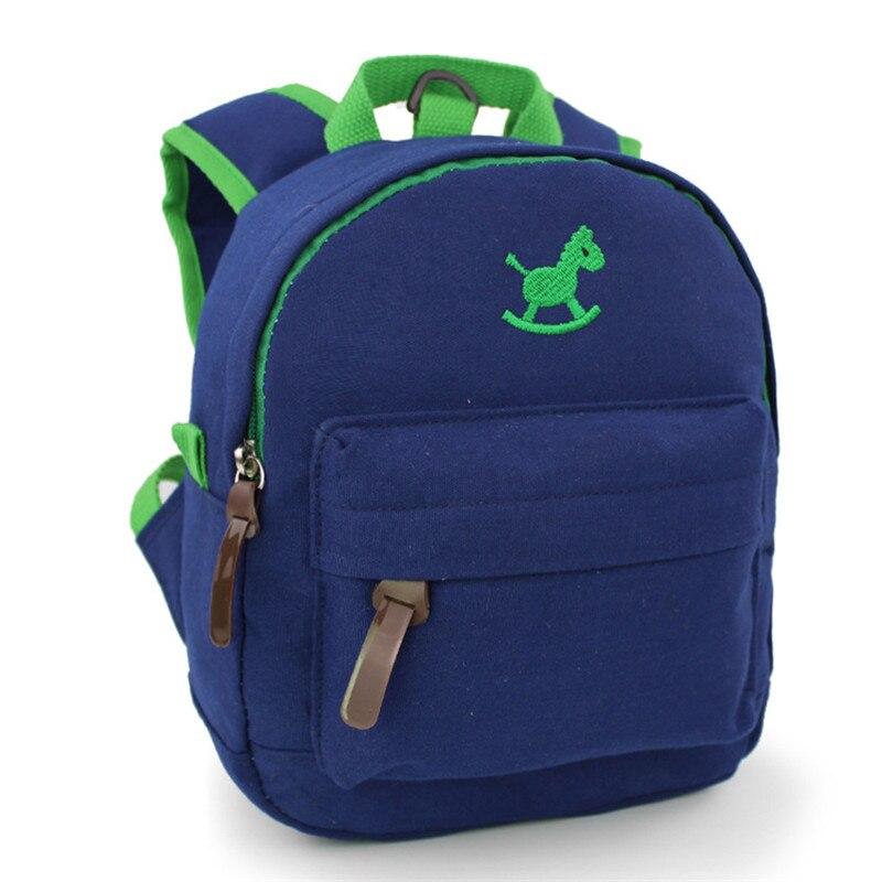 New Children Cartoon School Bags Backpack Girls Boys Ultralight Kindergarten Backpack Baby Travel Backpack Bag Mini Schoolbag