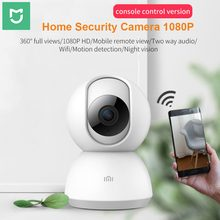 Xiaomi Mijia Smart IP Camera 1080P WiFi smart Baby Monitor Pan-tilt Night Vision 360 Degree View Detection Security Monitor(China)