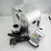 Led27w sky star optical fiber light source / plastic optical fiber lighting meteor light source device