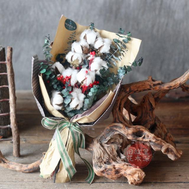Hotspot Tv Geist Onkel Mit Der Gleichen Absatz Baumwolle Bouquet