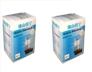 Image 3 - 2Pcs H8 12V 35W 5000Kไฟหน้าหลอดฮาโลเจนหลอดไฟโคมไฟ 2000lmแสงสีขาวSuperโคมไฟ (DC12V)
