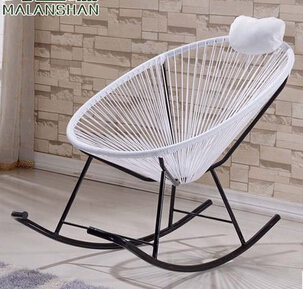 LanShan. Leisure. Adult rocking chair. Lunch chairs. Leisure chair. rocking chairs подставка для цветов bicycle planter 004 013