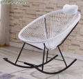 LanShan. Leisure. Adult rocking chair. Lunch chairs. Leisure chair.