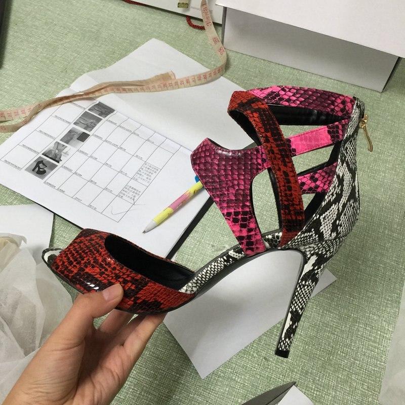 d4d5c4d63 Гладиатор Стиль Дамы Sandles Роскошная обувь Для женщин босоножки на  высоком каблуке Для женщин 2016 Женские ботинки Лето 2016 sandalia feminina