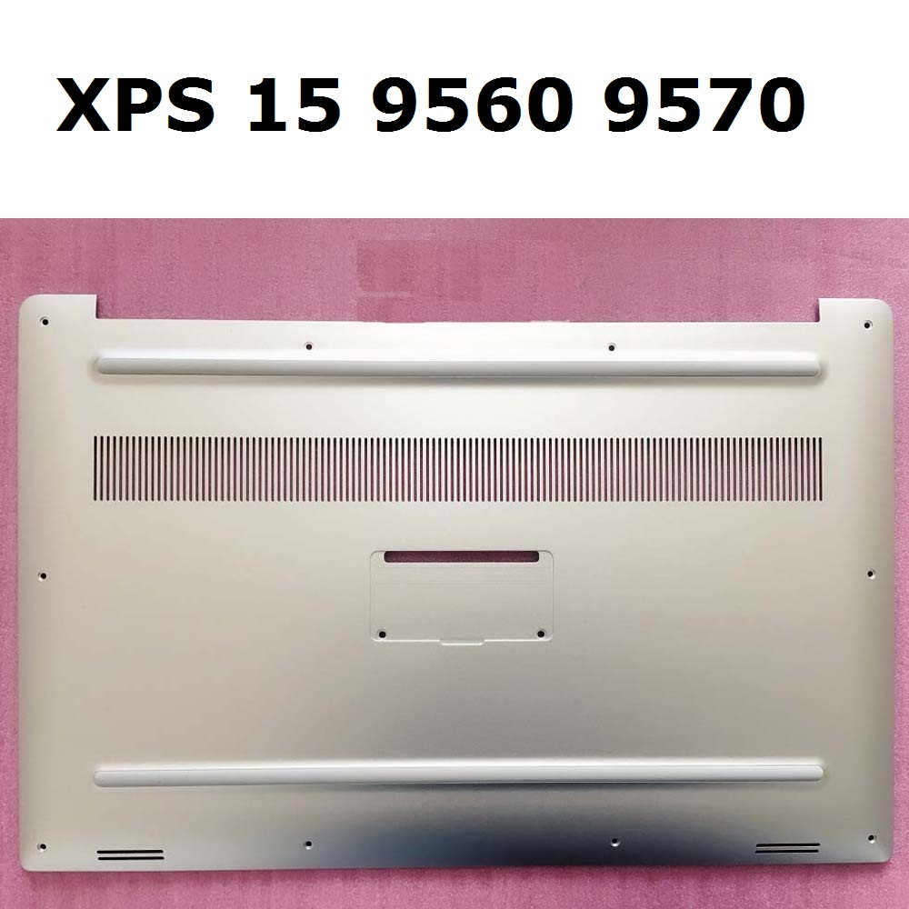 Brand New Original Base Cover for Dell XPS 15 9560 <font><b>9570</b></font> Precision M5520 M5530 Bottom Case Cover for XPS 15 9560 <font><b>9570</b></font> 0GHG50 image