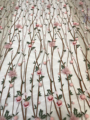2018 новый стиль французская сетчатая кружевная ткань 3D цветок африканский тюль сетчатая кружевная ткань Высокое качество Африканское круже...