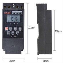 цена на time relay KG316T Microcomputer control 30A timer relay 220v relay 12v rele relay 24v DC12V DC24V free shipping