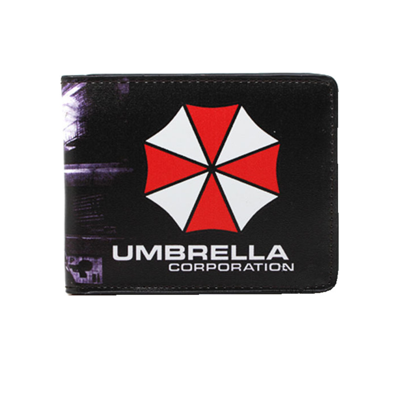 2016 New Arrival Cool Cartoon Student Wallet The Hunger Games / The Walking Dead / Resident Evil / Star War Short Fation Purse