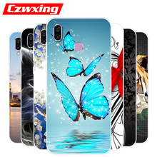 Honor Play Case Honor Play COR-L29 Case Silicone TPU Cover Phone Case For Huawei Honor Play COR-L29 COR L29 HonorPlay Case 6.3 goowiiz серебряный черный honor play