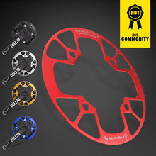104bcd MTB Mountain Bike Chain Wheel 32T 34T 36T 38T 40T 42T Aluminum Alloy Gear Cover Bicycle Sprocket Crank MTB Bike Chainring ultralight fovno mountain bike bicycle crank chain wheel 104bcd turn gxp universal crank