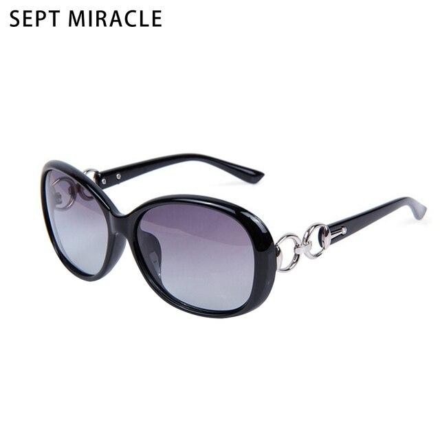 382a56f0560 Women Oval Polarized Sunglasses Female Fashion Vintage Brand Design Eyewear  UV400 Driving Sun Glasses Luxury Summer Eyeglasses