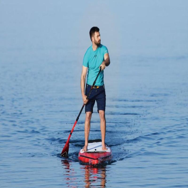 AQUA MARINA 2019 année course 14' Stand Up Paddle Board planche de surf gonflable y compris rame, pompe, sac de transport, Patch de réparation
