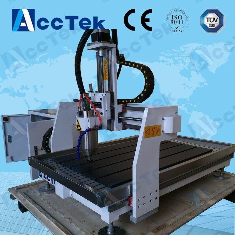 Cheap mini stone cnc router / 6090 cnc stone engraving