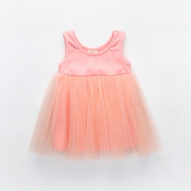 Model robe fillette ete 2018