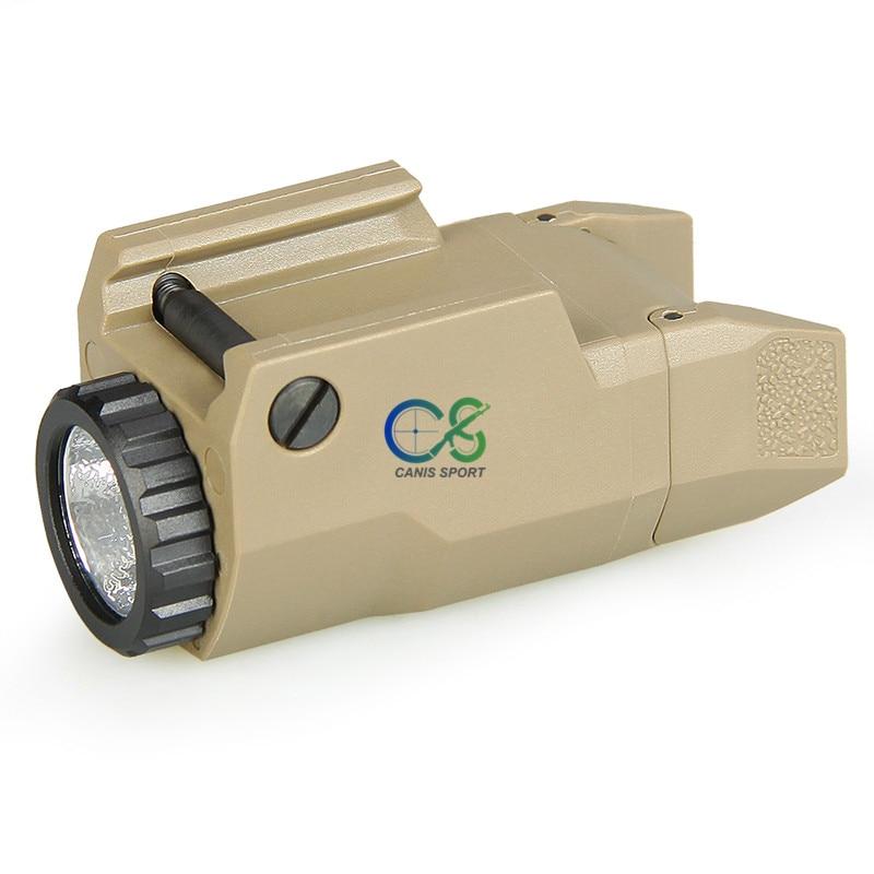 Trijicon APL-C luz tática pistola constante momentânea