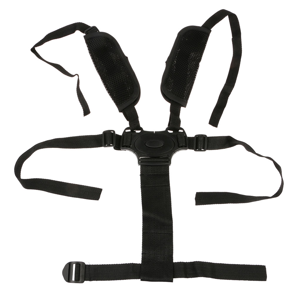 Baby Infant Kid 5 Point Harness Safety Chair Stroller Pram