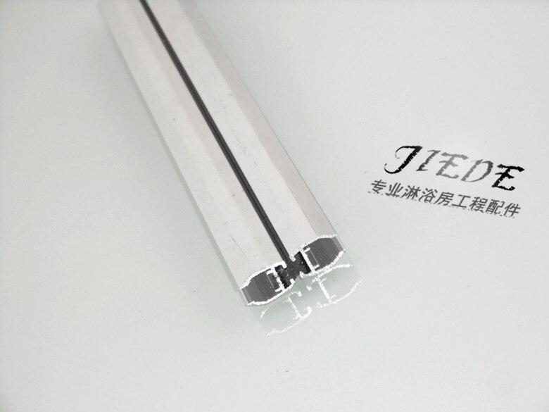 dichtung dusche glastur schiebetur nische cm glastur bxh - Dusche Glastur Dichtung
