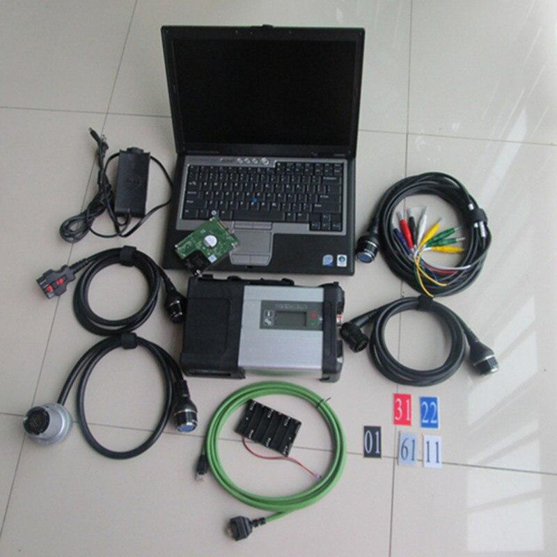 2019 Professionelle Mb Star C5 Diagnose Werkzeug Mit D630 Für Dell Notbook Mb Star Sd C5 Super Funktion Dhl Freies Fein Verarbeitet