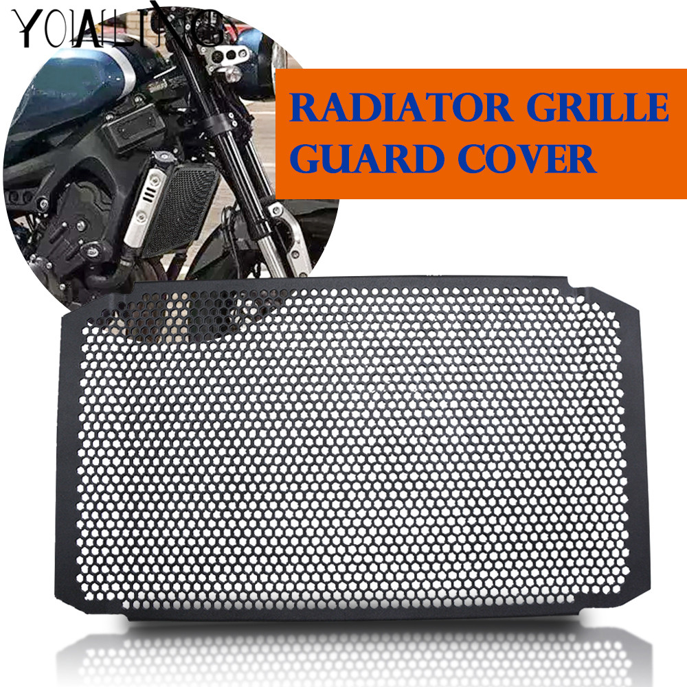 For XSR900 Motorcycle Accessories Radiator Guard Protector Grille Grill Cover FOR YAMAHA XSR900 XSR 900 2016 2017 2018 цена