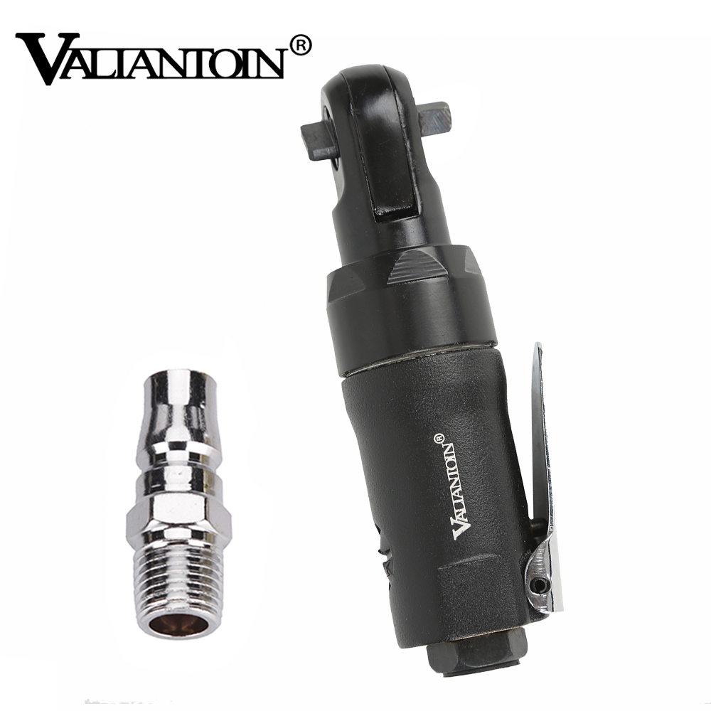 VALIANTOIN 1 4 Inch Pneumatic Air Ratchet Wrench Tools Mini Spanner Wrench Car Bicycle Repair Tools