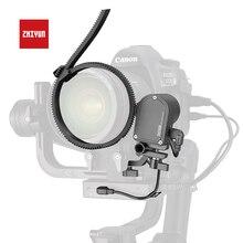 ZHIYUN официальный Servo Follow Focus Lite CMF03 контроллер фокусировки для ZHIYUN Gimbal Crane 3 Lab стабилизатор аксессуары