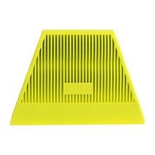 1 шт., инструменты для виниловой оберточной пленки для автомобиля, зеленый скребок, Ракель, наклейки для автомобиля, аксессуары