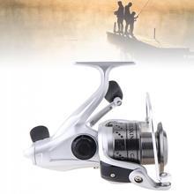все цены на Double Braking Carp Fishing Reel 7000 Series 13BB Max Drag 18KG / 40LB Metal Spinning Reels онлайн