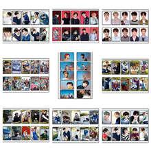 10 шт./партия KPOP Stray Kids Lomo Cards HD фото карты липкие фотокарты плакат подарок для звезды концертные Вечерние
