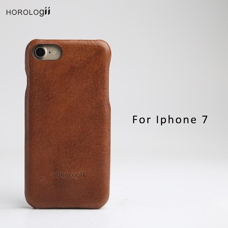 iphone 7 tan leather case