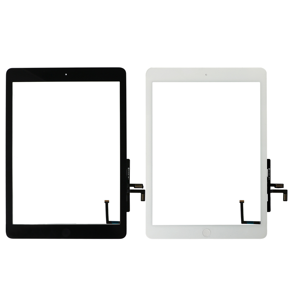Closeout DealsDisplay Digitizer Touch-Panel-Replacement A1474 iPad Home-Button for Air-1 iPad/5-Touch-Screen