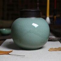 Longquan Seledyn Ceramicznych Zestaw Herbaty Akcesoria Uszczelnienie Zbiornika Spolszczenie Uszczelniania Kung Fu Herbata Pu 'er Ceramiczny Dzbanek Do Herbaty