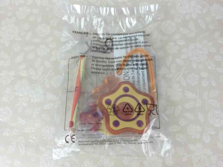Super jakość LoliRock różowy ołówek ozdoby stroik figurka