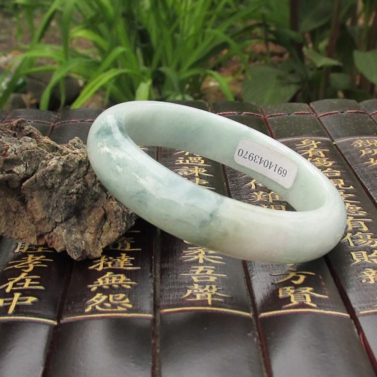 real genuine online bracelet round bangles purple bangle for shopping sale yellow jade charm natural