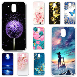 TPU Cases For HTC Desire 526 526G+ Case Silicone Floral Painted Bumper For HTC Desire 26G 326 4.7 inch Phone Cover Back Fundas