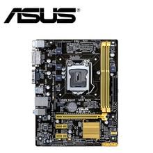 Asus H81M-K настольная материнская плата H81 розетка LGA 1150 i3 i5 i7 DDR3 16G Micro-ATX UEFI BIOS оригинальная б/у материнская плата горячая распродажа