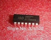 20pcs/lot Brand new original ISD1820PY ISD1820 8-20 seconds of single segment speech playback circuit DIP-14 Free Shipping